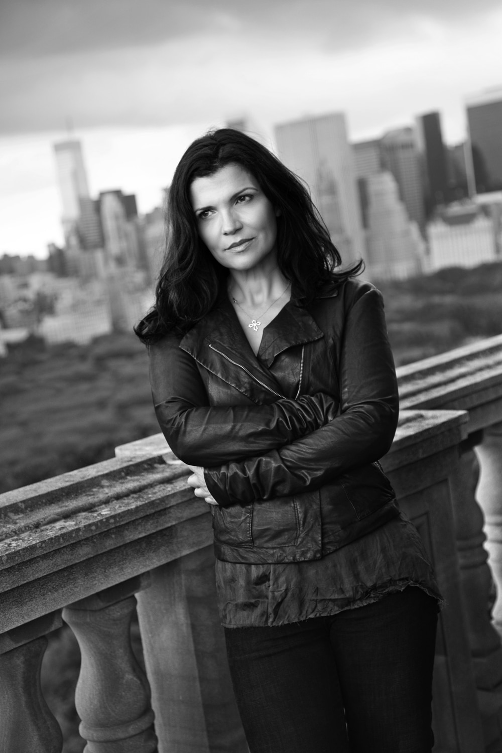 Ali Hewson PHOTOGRAPHED BY BARRY MCCALL FOR PHO20GRAPHY