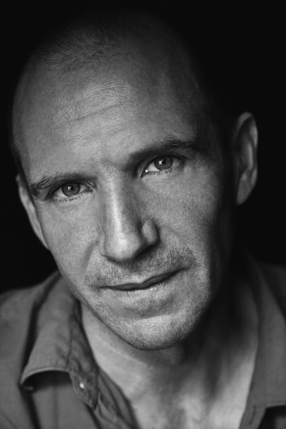 RALPH FIENNES PHOTOGRAPHED BY BARRY MCCALL FOR PHO20GRAPHY