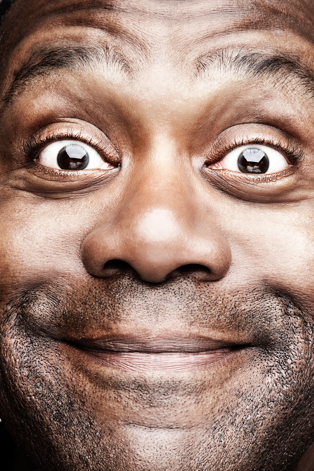 LENNY HENRY PHOTOGRAPHED BY BARRY MCCALL FOR PHO20GRAPHY