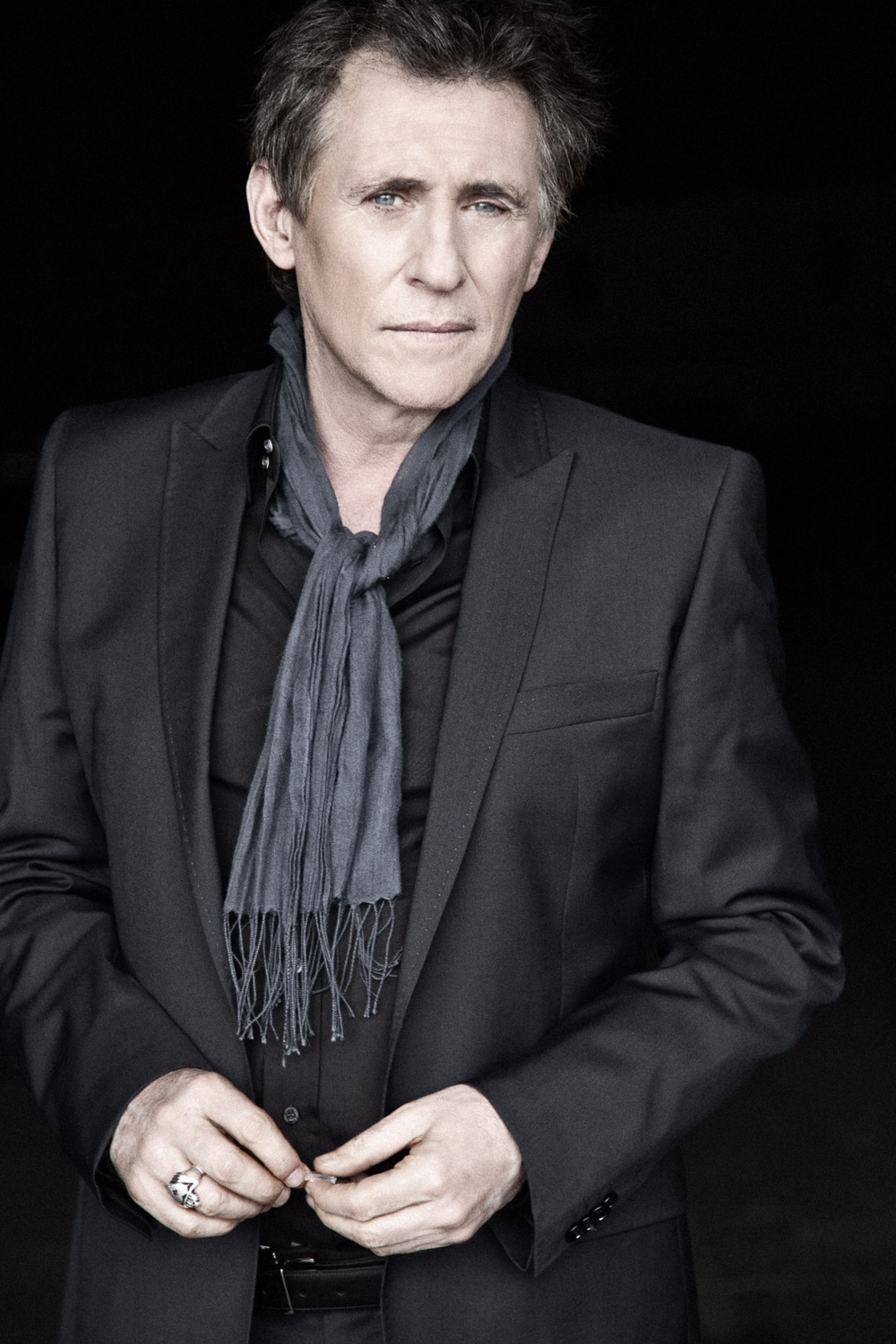 GABRIEL BYRNE PHOTOGRAPHED BY BARRY MCCALL FOR PHO20GRAPHY