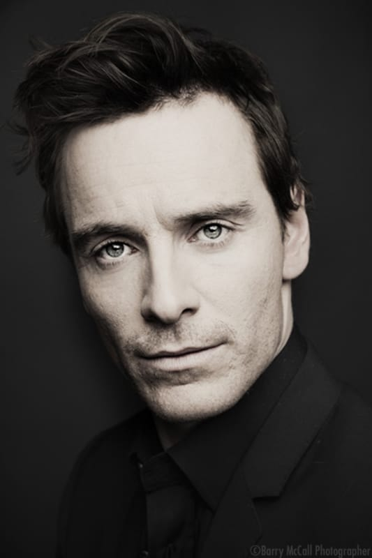 Barry McCall Photographer_Portrait_Michael Fassbender