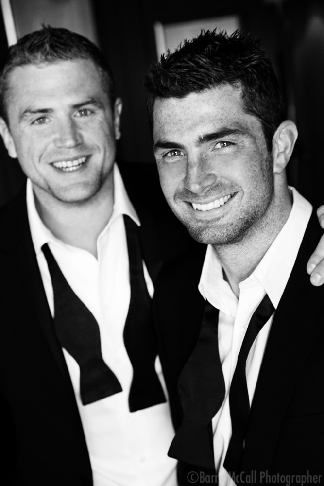 Barry McCall Photographer_Photography_Jamie Heaslip & Rob Kearney