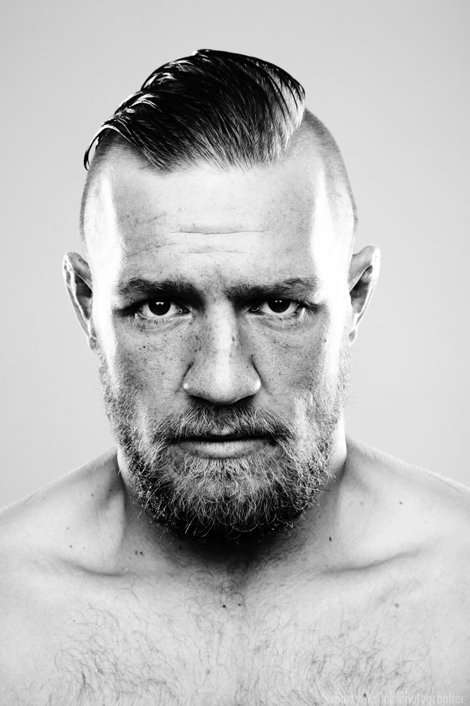 Barry McCall Photographer_Photography_Conor McGregor 1