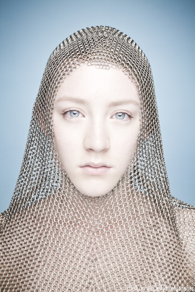 Barry McCall Photographer_Photography_Saoirse Ronan