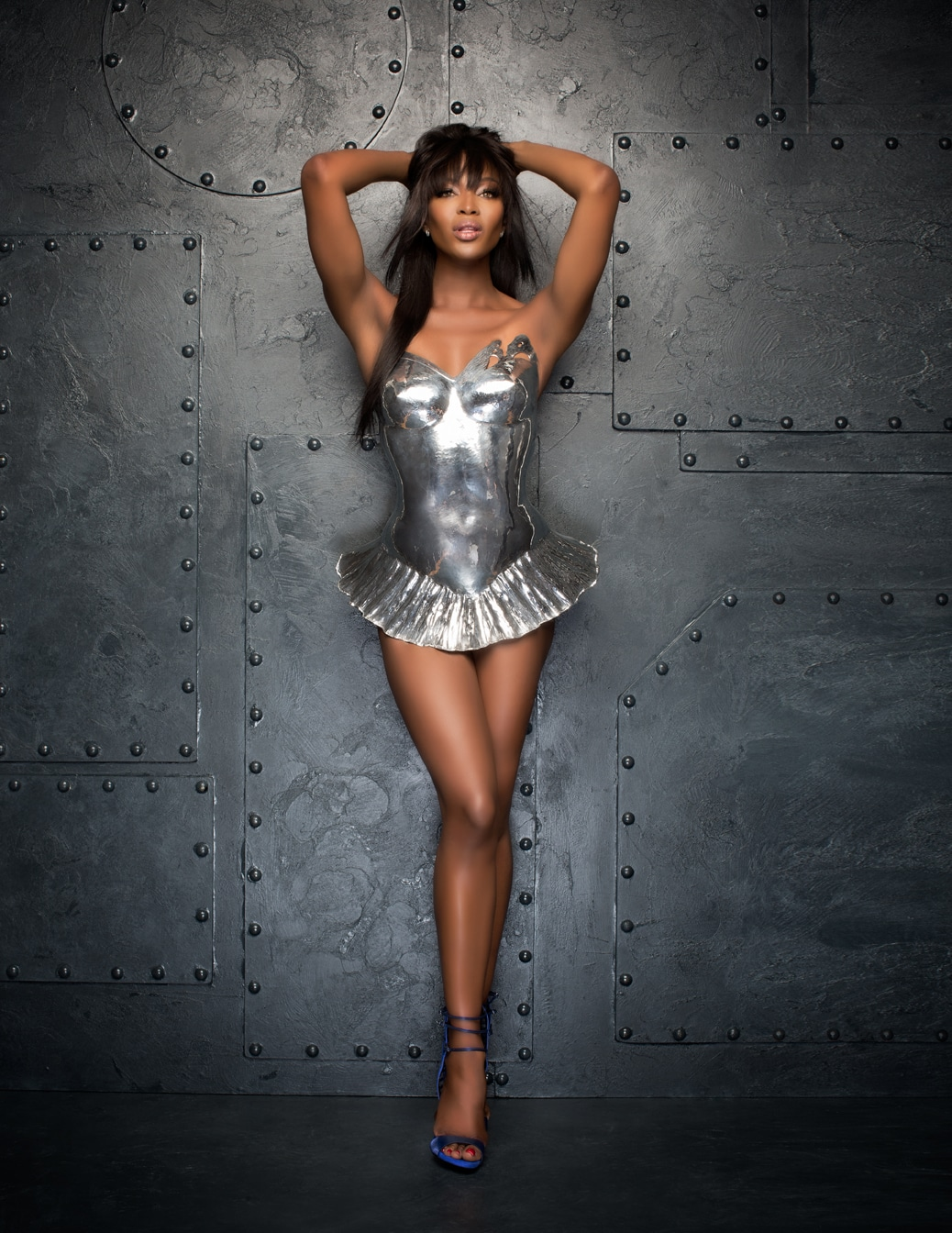 Barry McCall Photographer_Photography_Naomi Campbell
