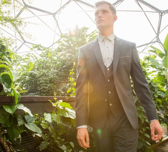 Barry McCall Commercial Photographer men's fashion photography for Remus Uomo SS18