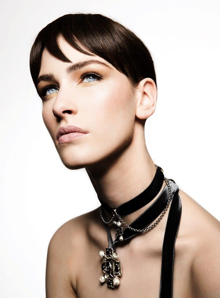 Chanel beauty shot by Barry McCall Photographer