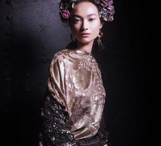 Image Fashion Editorial by Barry McCall Photographer