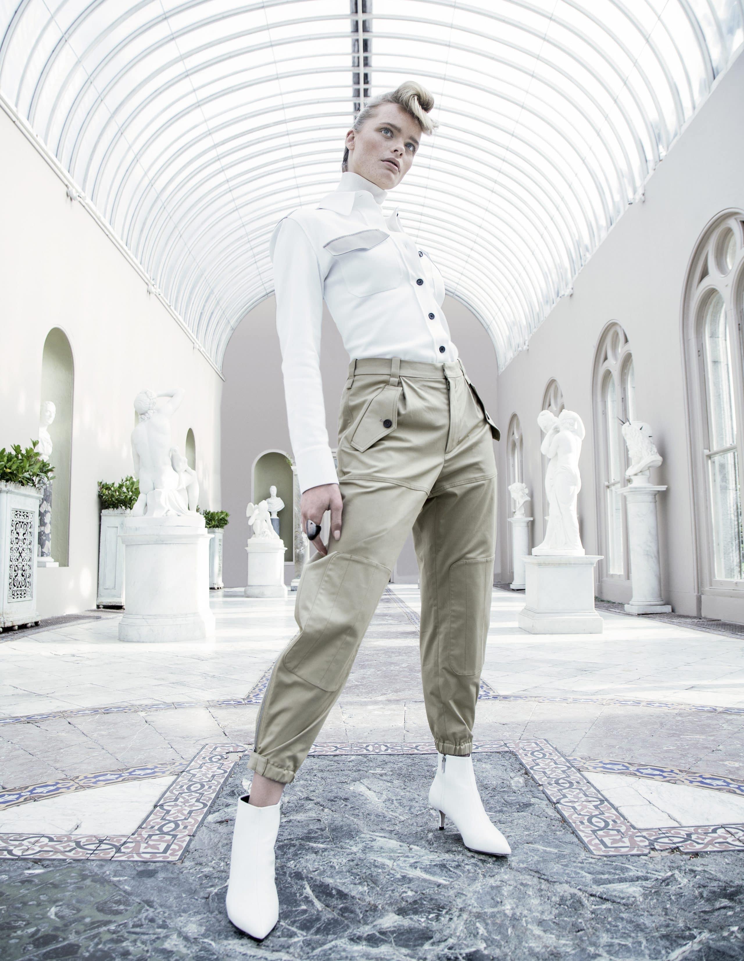 Image Magazine Fashion Editorial Barry McCall Photographer