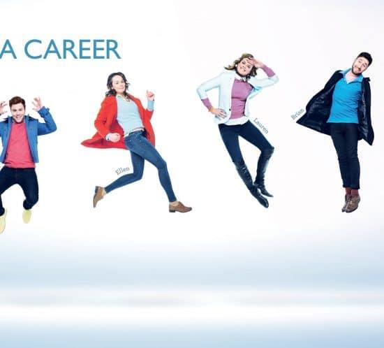 Core Media Graduate Recruitment Campaign Barry McCall